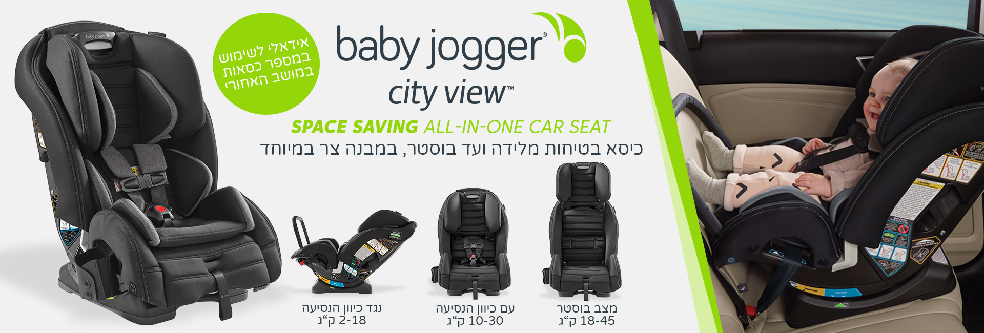 Baby Jogger - City View